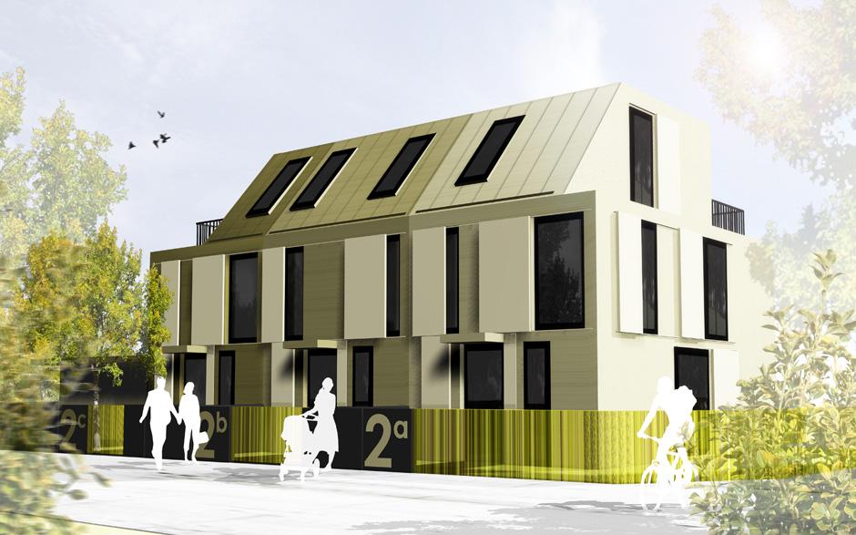 reihenh user tutzing urbanwerk immobilien architektur m nchen. Black Bedroom Furniture Sets. Home Design Ideas