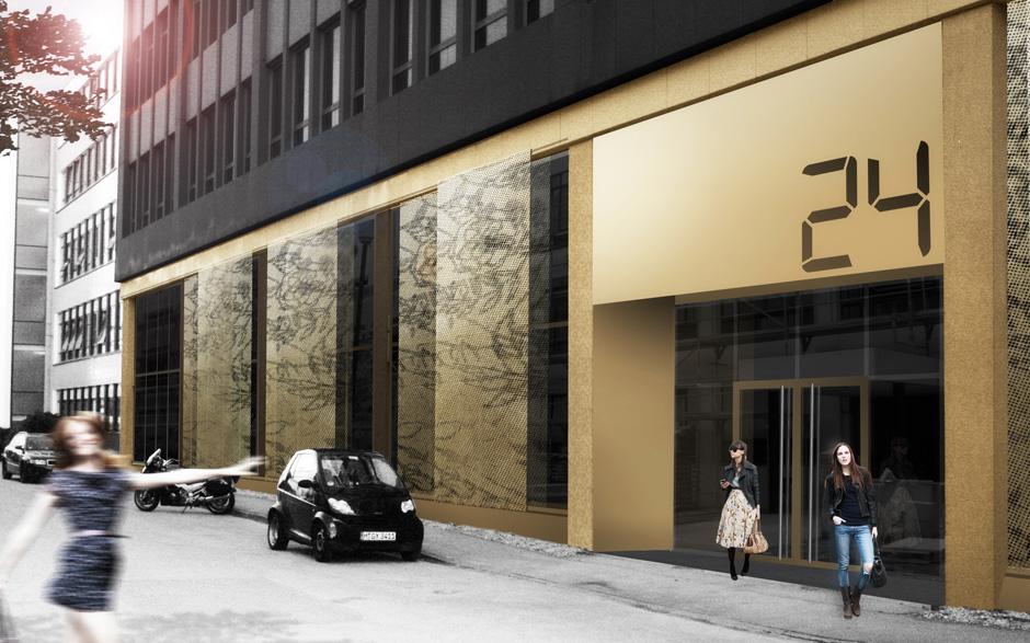 haus 24 urbanwerk immobilien architektur m nchen startseite design bilder. Black Bedroom Furniture Sets. Home Design Ideas